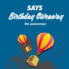 SAYS is giving out prizes everyday for 30 days! icon