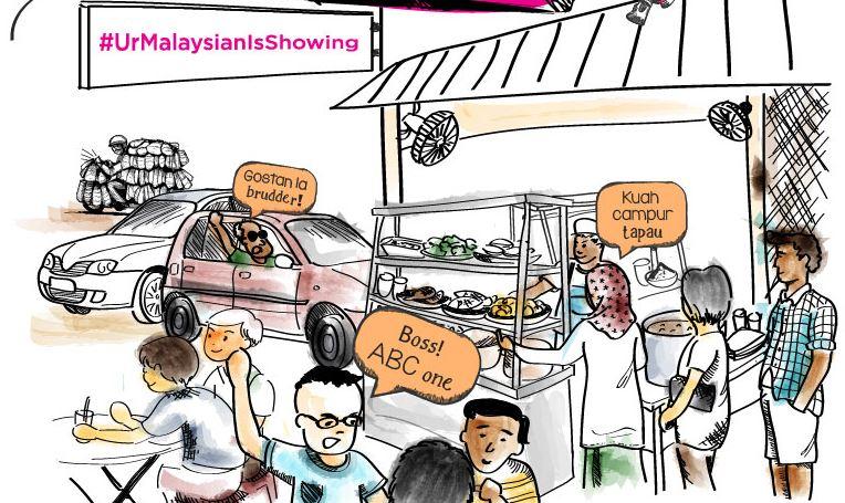 Ragam anak Malaysia