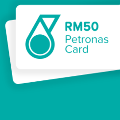 Petronas card